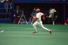 Ozzie Smith St Louis Cardinals Στοκ φωτογραφία με δικαίωμα ελεύθερης χρήσης