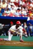 Ozzie Smith St Louis Cardinals Στοκ φωτογραφίες με δικαίωμα ελεύθερης χρήσης