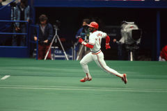 Ozzie Smith St. Louis Cardinals Royalty Free Stock Photo