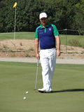 Pádraig Harrington - Olympics Rio 2016 - Golf Royalty Free Stock Photos