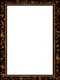 Página da nota da música Fotos de Stock Royalty Free