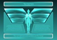 Página 8 de 8 Maqueta para infographic Libre Illustration