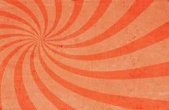 Página de papel ÁSPERA velha com motriz do twirl imagem de stock royalty free