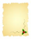 Página do Natal Fotos de Stock Royalty Free