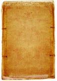 Página hand-made envelhecida ilustração do vetor