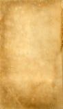 Página velha do sepia imagem de stock royalty free