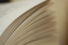 Páginas abstratas do livro Imagens de Stock Royalty Free