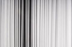 Páginas de papel Imagem de Stock