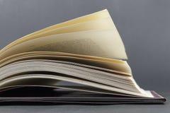 Páginas del libro Fotos de archivo