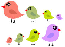 Pájaro ilustración del vector