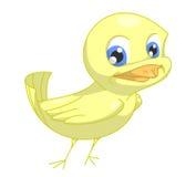 Pájaro amarillo libre illustration