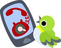 Pájaro bastante pequeño Fotografía de archivo libre de regalías
