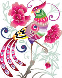 Pájaro chino Foto de archivo