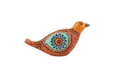 Pájaro de cerámica Foto de archivo libre de regalías