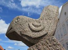 Pájaro de Granit Imagenes de archivo