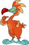 Pájaro 2 del dodo stock de ilustración