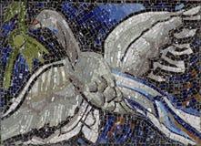Pájaro del Espíritu Santo Fotografía de archivo