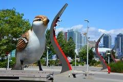 Pájaro gigante Fotografía de archivo libre de regalías