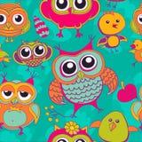 Pájaros del pájaro de las bayas del fondo Libre Illustration