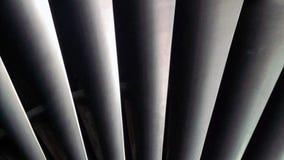 Pás do ventilador Imagens de Stock