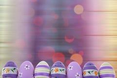 A Páscoa é um dos dois feriados os mais importantes na religião cristã Fotos de Stock