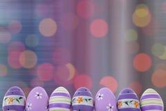 A Páscoa é um dos dois feriados os mais importantes na religião cristã Fotografia de Stock