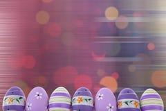 A Páscoa é um dos dois feriados os mais importantes na religião cristã Imagem de Stock