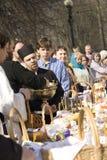 Páscoa em Moscou Foto de Stock
