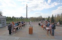 Páscoa em Rússia Fotos de Stock Royalty Free