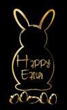 Páscoa feliz Imagem de Stock