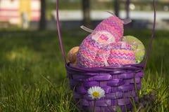 Páscoa feliz Imagens de Stock