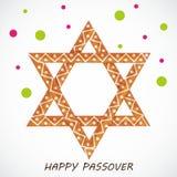 Páscoa judaica feliz Fotos de Stock