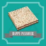 Páscoa judaica feliz Imagens de Stock