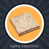 Páscoa judaica feliz Fotografia de Stock