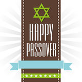 Páscoa judaica feliz Imagens de Stock Royalty Free