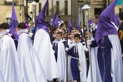 Páscoa na Espanha Fotografia de Stock