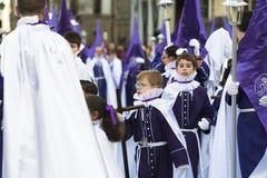 Páscoa na Espanha Imagem de Stock Royalty Free