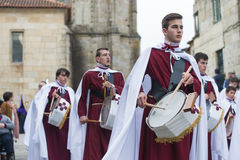 Páscoa na Espanha Foto de Stock Royalty Free