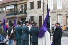 Páscoa na Espanha Fotos de Stock