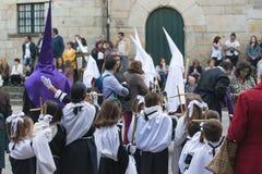 Páscoa na Espanha Foto de Stock