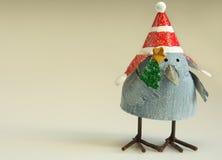 Pássaro do Natal Imagem de Stock Royalty Free