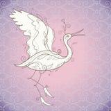 Pássaro do vetor Imagem de Stock Royalty Free