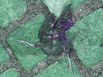 Pássaro inoperante Imagens de Stock