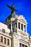 Pássaro phoenix Foto de Stock Royalty Free