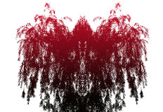 Pássaro psicadélico Imagens de Stock