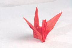 Pássaros de papel Foto de Stock Royalty Free