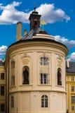 Pátio do castelo de Praga Imagens de Stock Royalty Free