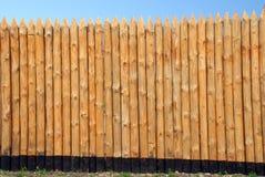 Pâlissement en bois Photos stock