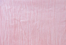 Pâlissez - le fond rose de textile Photo libre de droits