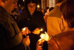 Pâques Église orthodoxe orientale Photo libre de droits